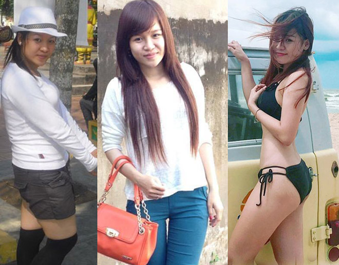 Vóc dáng bốc lửa như gái Tây của nàng Sài Gòn từng thất nghiệp vì béo