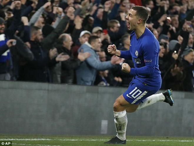 Chelsea hòa may mắn: Conte vẫn cao ngạo dọa dẫm Barca, PSG 3