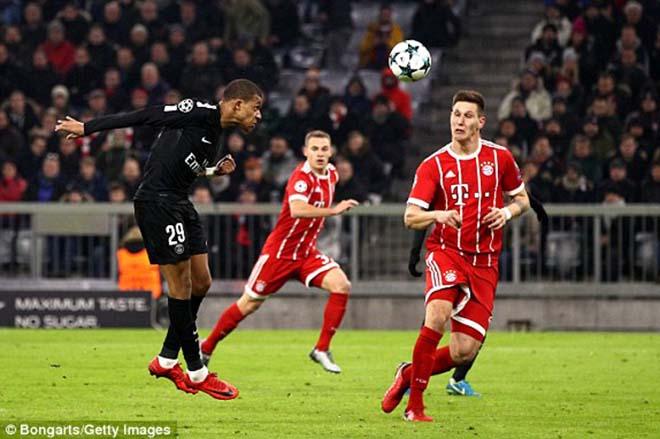 Bayern Munich - PSG: Phục hận thành công, đứt 2 chuỗi bất bại
