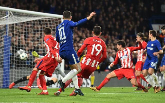 """Chelsea - Atletico:  """"Đốt lưới nhà"""" & 2 nỗi đau kinh hoàng"""