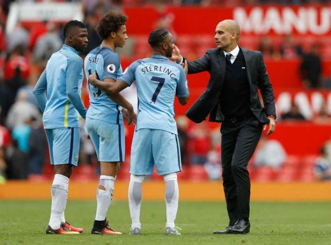 """Kinh điển MU – Man City: Sir Alex """"nhập"""" Pep, thua Mourinho vẫn xứng đáng vô địch 1"""