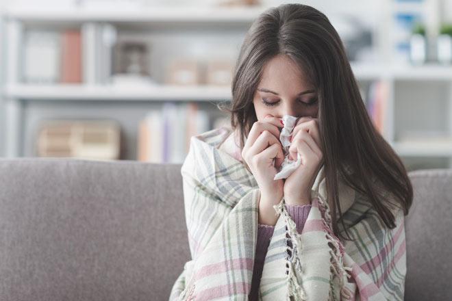 Làm sao ngăn ngừa bệnh cảm cúm mà không dùng kháng sinh? - 1