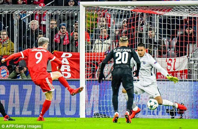 Nghẹt thở lượt cuối Cúp C1: Rashford & Lukaku bừng sáng, dập tắt Neymar 6