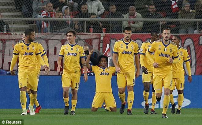 Nghẹt thở lượt cuối Cúp C1: Rashford & Lukaku bừng sáng, dập tắt Neymar 7