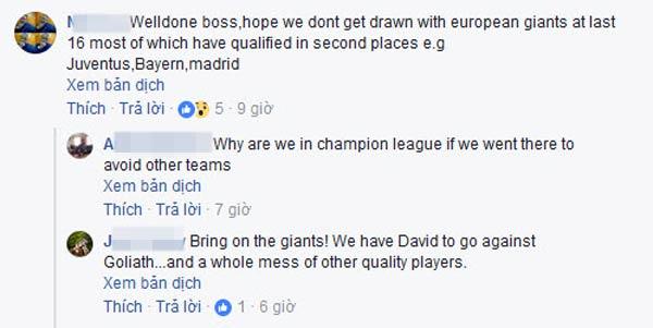 """MU đỉnh bảng cúp C1: Fan mạnh miệng """"mang Bayern - Real tới đây"""" 2"""