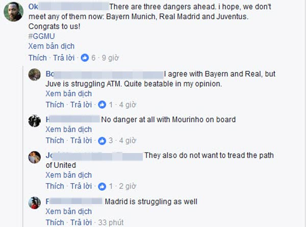 """MU đỉnh bảng cúp C1: Fan mạnh miệng """"mang Bayern - Real tới đây"""" 3"""