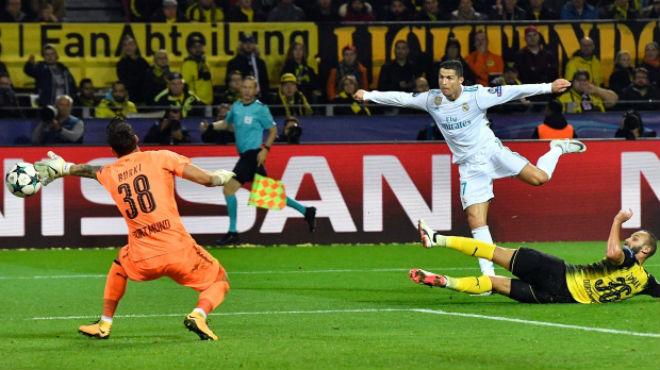 """Real Madrid – Dortmund: Khởi đầu leo núi, Ronaldo chờ ẵm """"Bóng vàng"""" 1"""