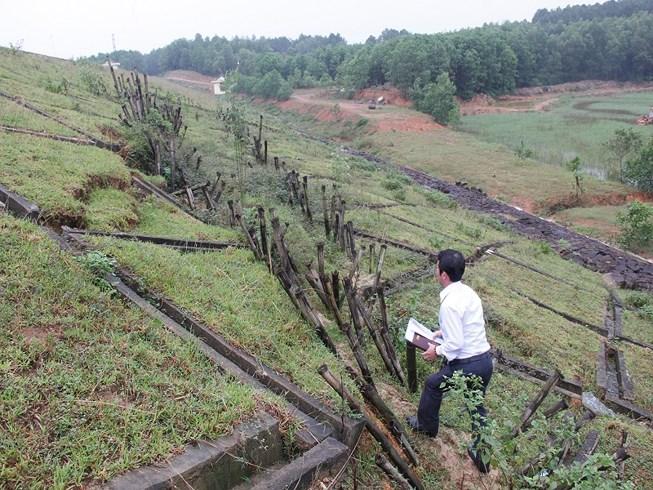 Quảng Trị: Đề nghị công bố tình trạng khẩn cấp hồ Triệu Thượng 2