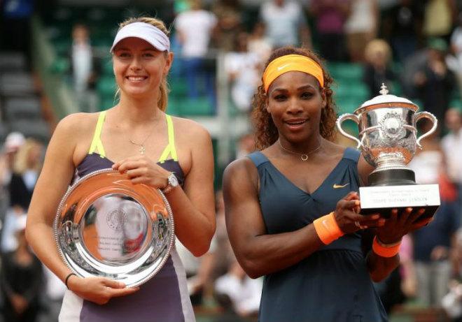 Tin thể thao HOT 6/12: Sharapova & Serena đóng phim Hollywood 1