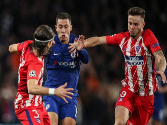 """Kết quả bóng đá Chelsea - Atletico:  """"Đốt lưới nhà"""" & 2 nỗi đau kinh hoàng 2"""