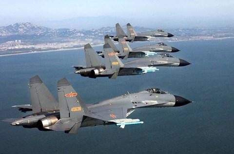 """Đâu là """"Gót chân Asin"""" của không quân Trung Quốc?"""