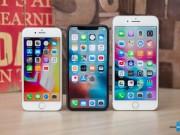 Thời trang Hi-tech - Nhờ iPhone X, Apple sẽ cán mốc doanh số 90 triệu chiếc iPhone