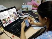 Thị trường - Tiêu dùng - Một cá nhân bán hàng qua mạng nộp thuế 8 tỉ đồng