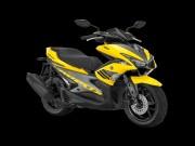 Thế giới xe - Yamaha Aerox 155 màu mới lên kệ, giá từ 38,5 triệu đồng