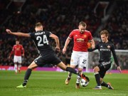 """Bóng đá - Kèo trái Luke Shaw chói sáng: """"Bom tấn"""" mùa đông cho MU – Mourinho"""