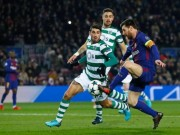 """Bóng đá - Messi """"gánh"""" Barca: Xuất chúng phiên bản nâng cấp của Maradona"""