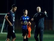 Bóng đá - Đối thủ của U23 Việt Nam: Săn vàng châu Á, U23 Thái Lan tập kín