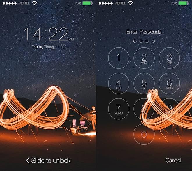 """Mẹo tạo mật khẩu siêu """"hóc"""", thay đổi liên tục trên Android - 1"""