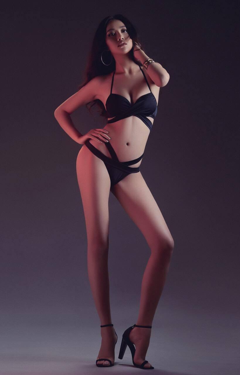 Giải mã thân hình đầy đặn, khêu gợi của kiều nữ Huế 20 tuổi - 4