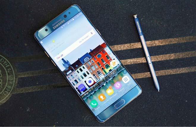 Galaxy Note FE vs iPhone 7: Đối đầu không khoan nhượng - 5