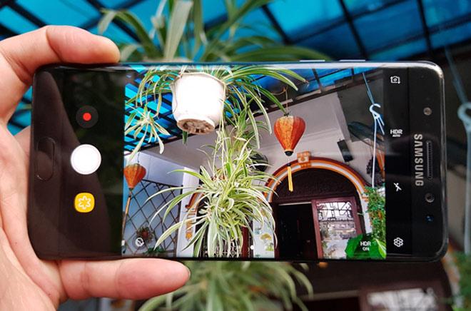 Galaxy Note FE vs iPhone 7: Đối đầu không khoan nhượng - 9