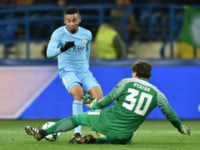 Man City thua thảm cúp C1: Pogba tuyên bố MU thắng derby 4