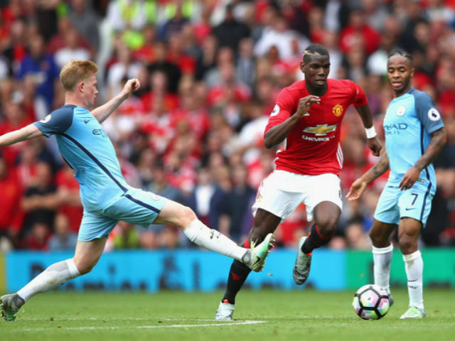Man City thua trước derby Manchester: Pep vẫn mạnh miệng dọa MU 4