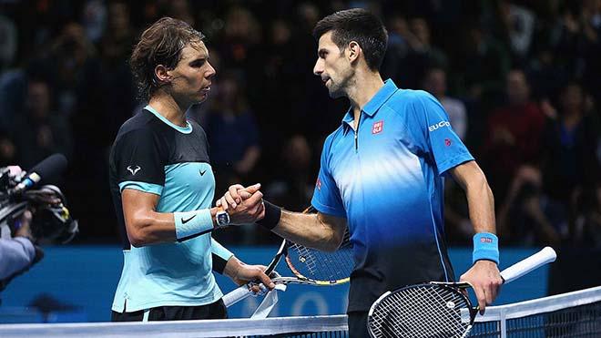 """Djokovic thách thức """"Vua"""" Nadal: Tranh giải triệu đô, hẹn đấu chung kết 1"""
