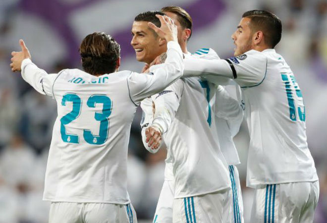 Real Madrid - Dortmund: Ronaldo chói lọi, tiệc 5 bàn mãn nhãn