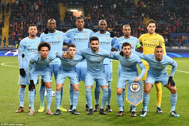 Man City thua trước derby Manchester: Pep vẫn mạnh miệng dọa MU 1