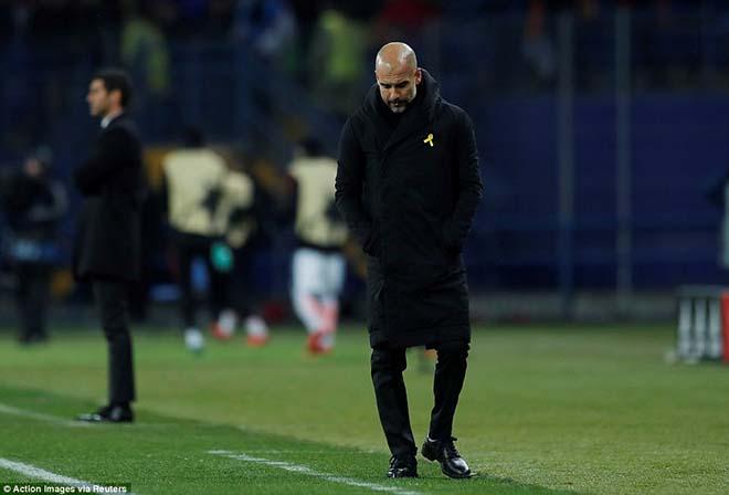 Man City thua trước derby Manchester: Pep vẫn mạnh miệng dọa MU 2
