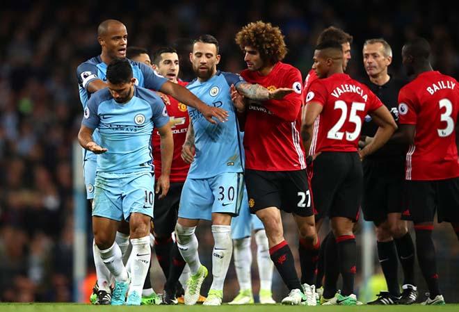 Mourinho đấu Pep: MU là kẻ phản diện, Man City cũng xấu xí 1