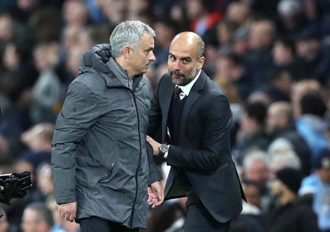 Mourinho đấu Pep: MU là kẻ phản diện, Man City cũng xấu xí 2