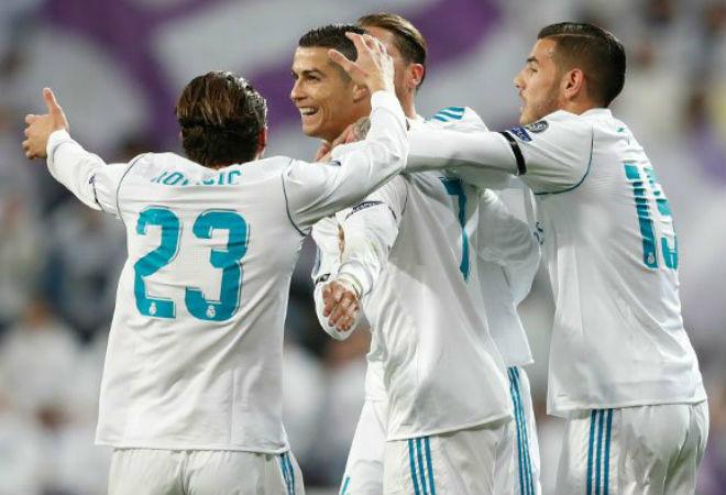 Ronaldo ghi siêu phẩm cúp C1: Chạm 2 kỉ lục, chờ ẵm Bóng vàng - 3