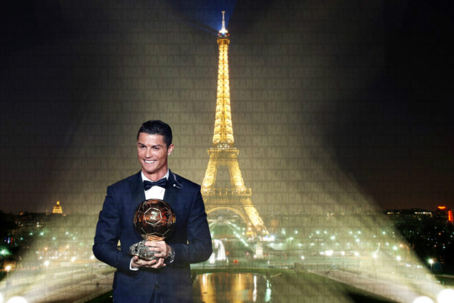 TRỰC TIẾP trao giải Quả bóng vàng 2017: Thế giới ủng hộ Ronaldo, Messi thờ ơ 2