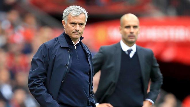 Derby MU - Man City: Đấu tay đôi, Mourinho vẫn có thể thắng Pep 1