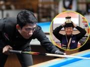 """Thể thao - Chấn động bi-a: Sao Việt đi cơ """"khủng"""" hạ nhà vô địch thế giới"""