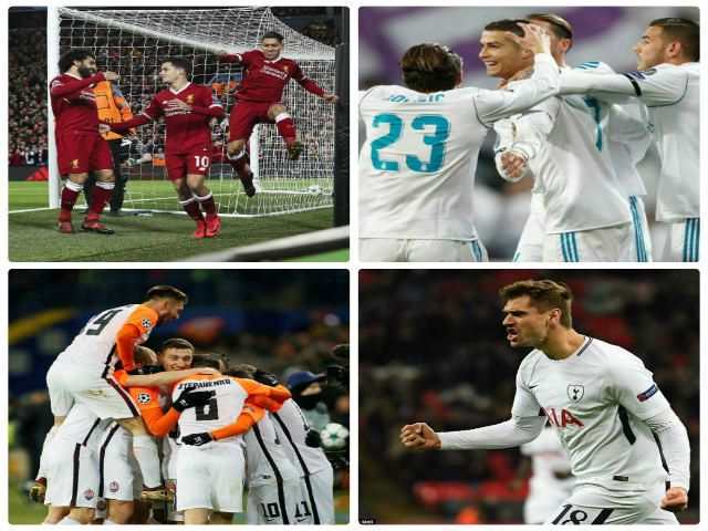 Liverpool – Spartak Moscow: Tra tấn kinh hoàng, hủy diệt 7 bàn 2
