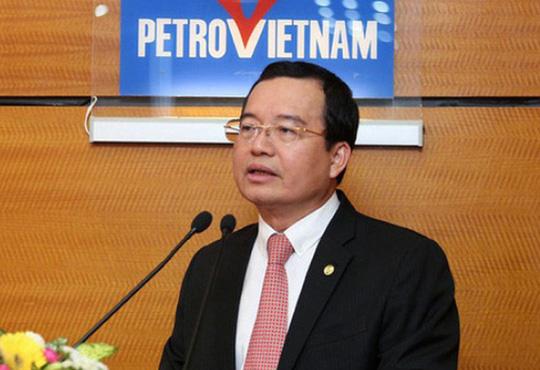 Bắt nguyên Chủ tịch tập đoàn dầu khí Nguyễn Quốc Khánh