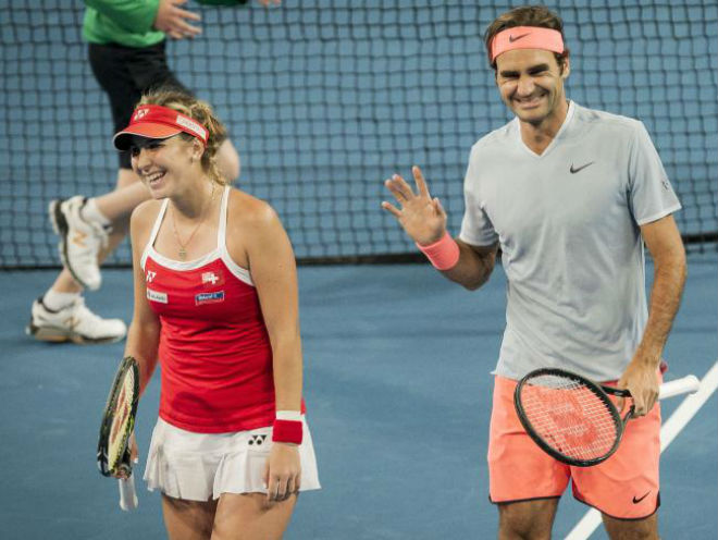 """Federer gây sốc năm 2018: Lại bỏ đất nện và lập kế """"giả chết bắt quạ"""""""