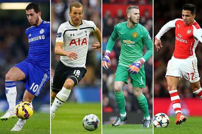 Ngoại hạng Anh: Mảnh đất dữ, Hazard - Kane đừng mơ Bóng vàng 2