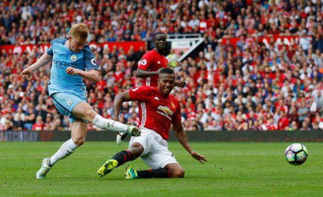 Họp báo MU - Man City: Mourinho úp mở Fellaini, phản đòn Pep 4