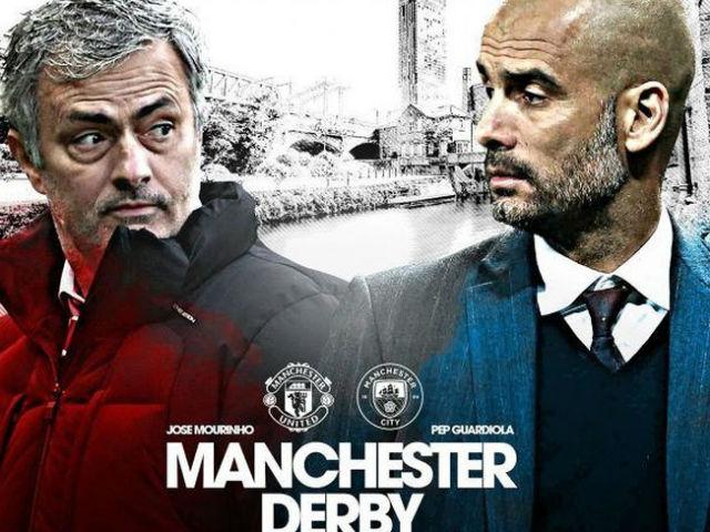 """MU đấu Man City: Chuyện """"anh em sinh đôi"""" Pep - Mourinho 4"""