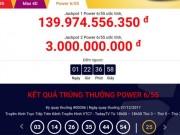 Tin tức trong ngày - Hụt jackpot 140 tỉ của Vietlott trong gang tấc: Vì sao?