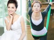 """Làm đẹp - """"A Châu"""" Thiên long bát bộ trẻ như gái 18 nhờ yoga bay lượn"""