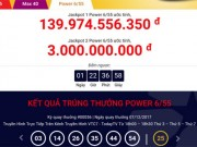 Nóng 24h qua: Hụt jackpot 140 tỉ trong gang tấc, chủ nhân vẫn nhận thưởng lớn