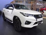 Tin tức ô tô - Toyota Fortuner TRD Sportivo 2017 có giá từ 1,15 tỷ đồng