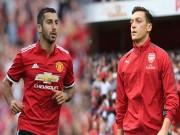 Bóng đá - Chuyển nhượng MU: Siêu cò ra tay, Mkhitaryan chờ đến Inter