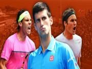 """Thể thao - """"Nhà vua"""" Nadal tiết lộ kẻ thù đáng sợ hơn Roger Federer"""