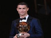 Bóng đá - Vua bóng đá Ronaldo: Giấc mơ gây choáng của Quả bóng vàng